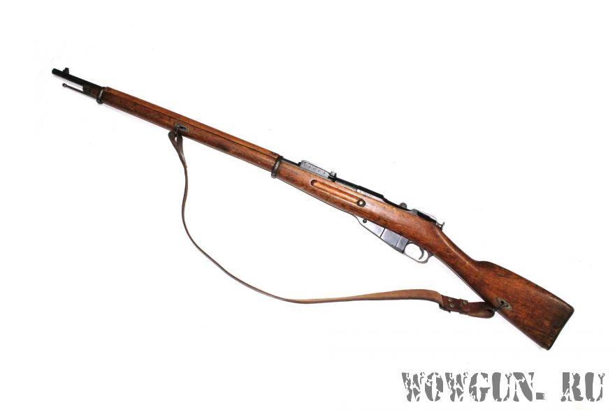 Мосина СХП - охолощенная винтовка Мосина